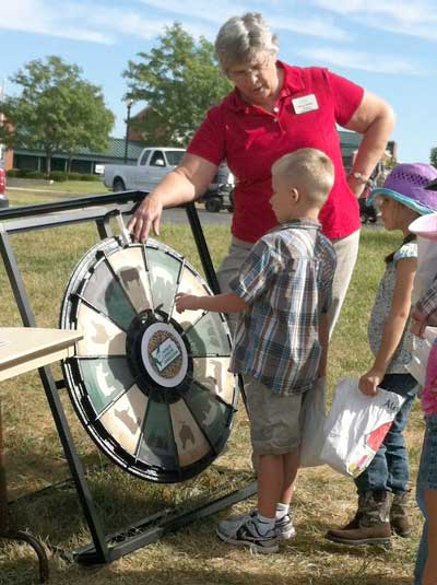 Spinning the soybean wheel