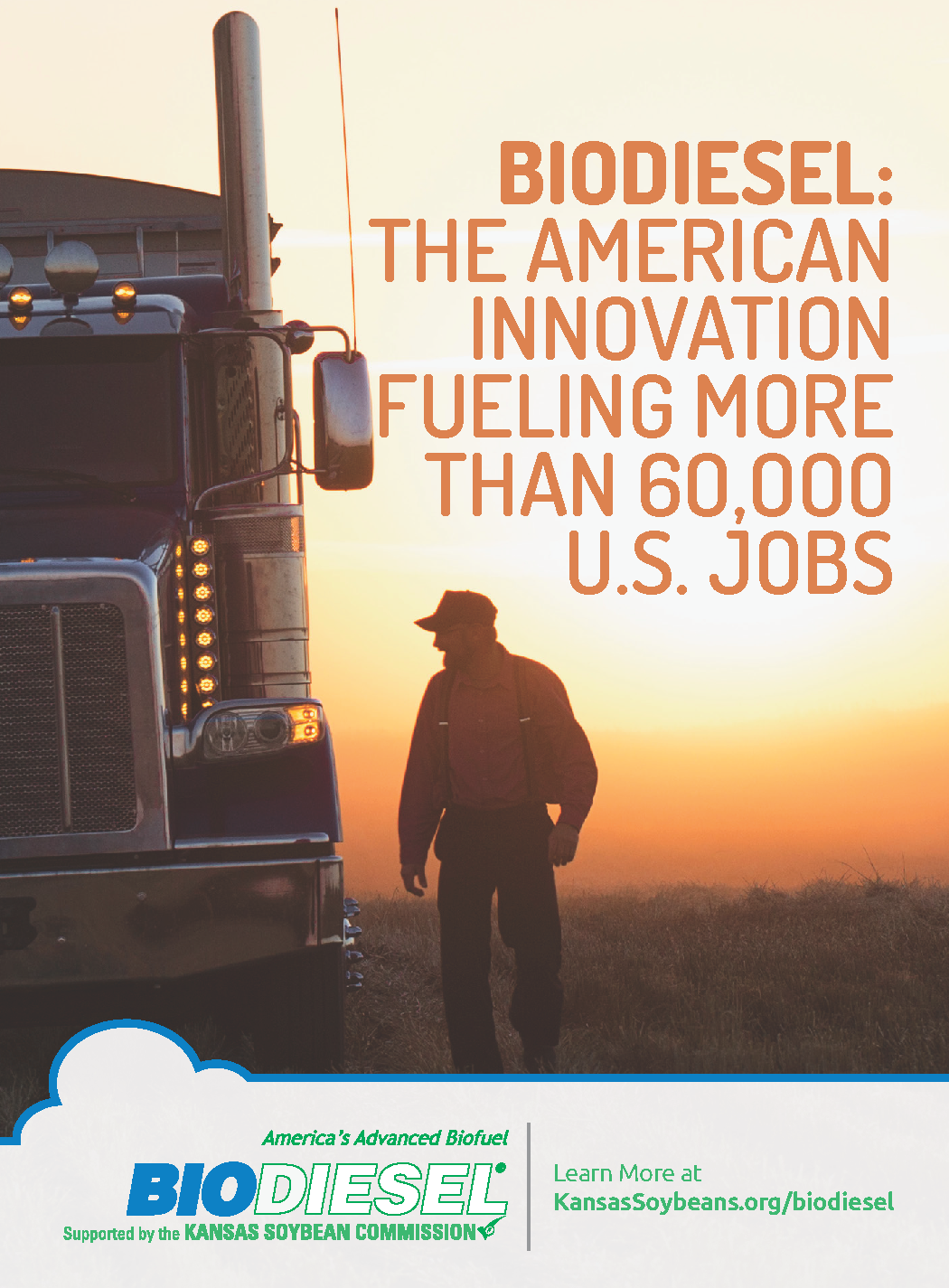 Biodiesel: The American Innovation Fueling More Than 60,000 U.S. Jobs