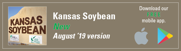 Download the Kansas Soybean mobile app